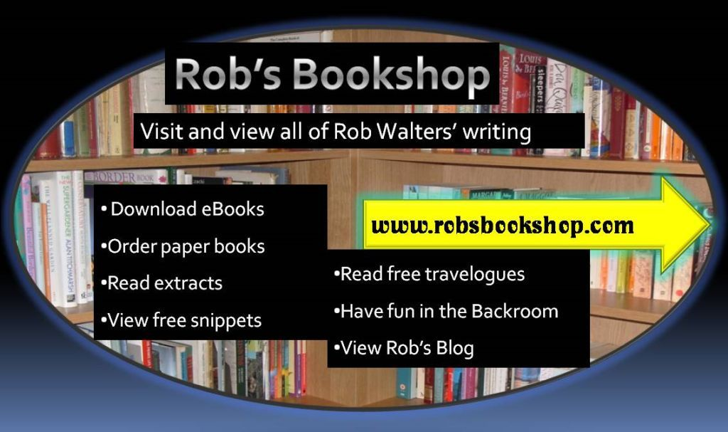 Bookshop card
